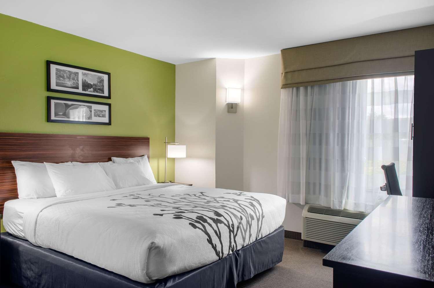 Room - Sleep Inn South Baton Rouge