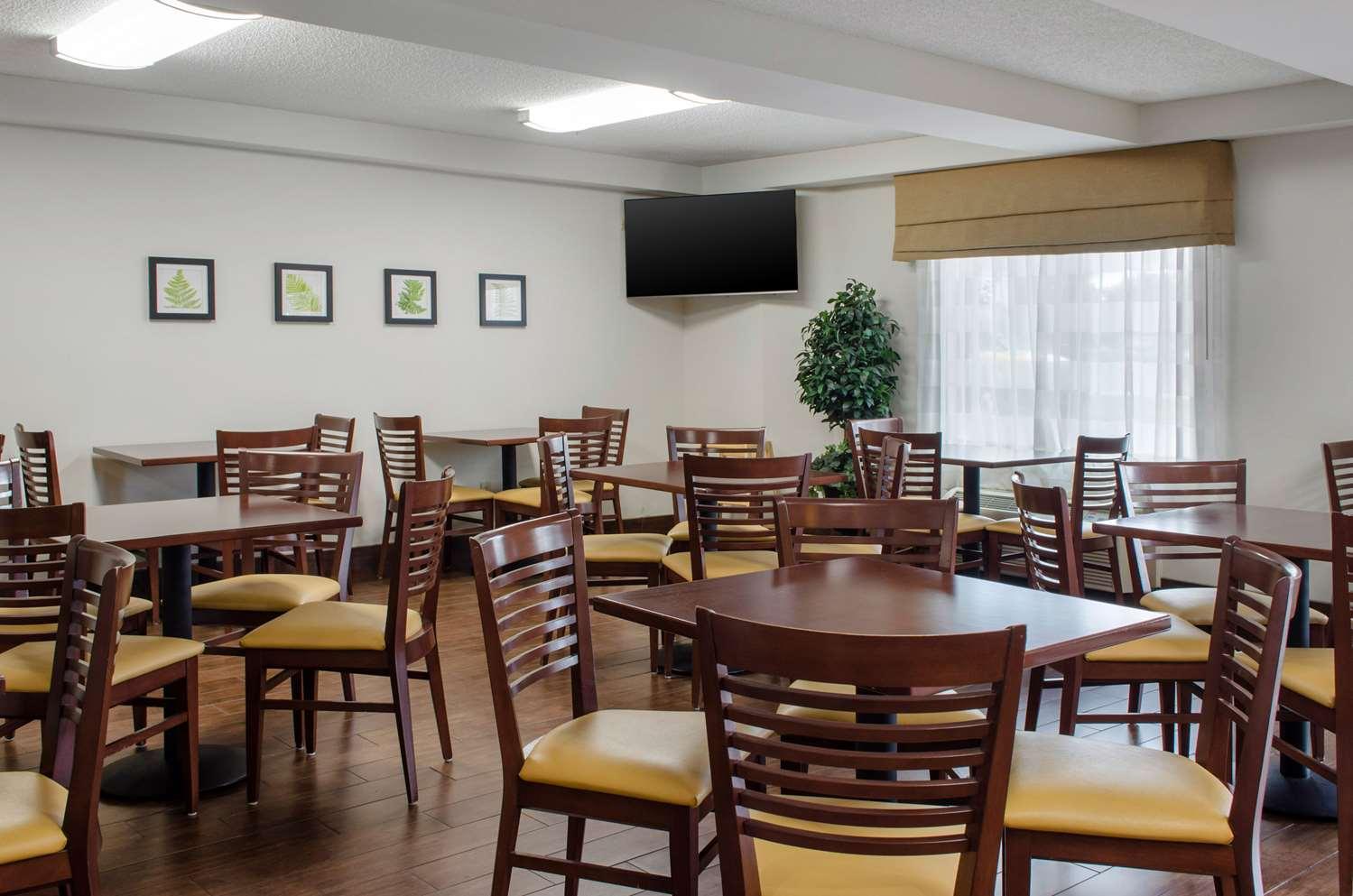 Restaurant - Sleep Inn South Baton Rouge