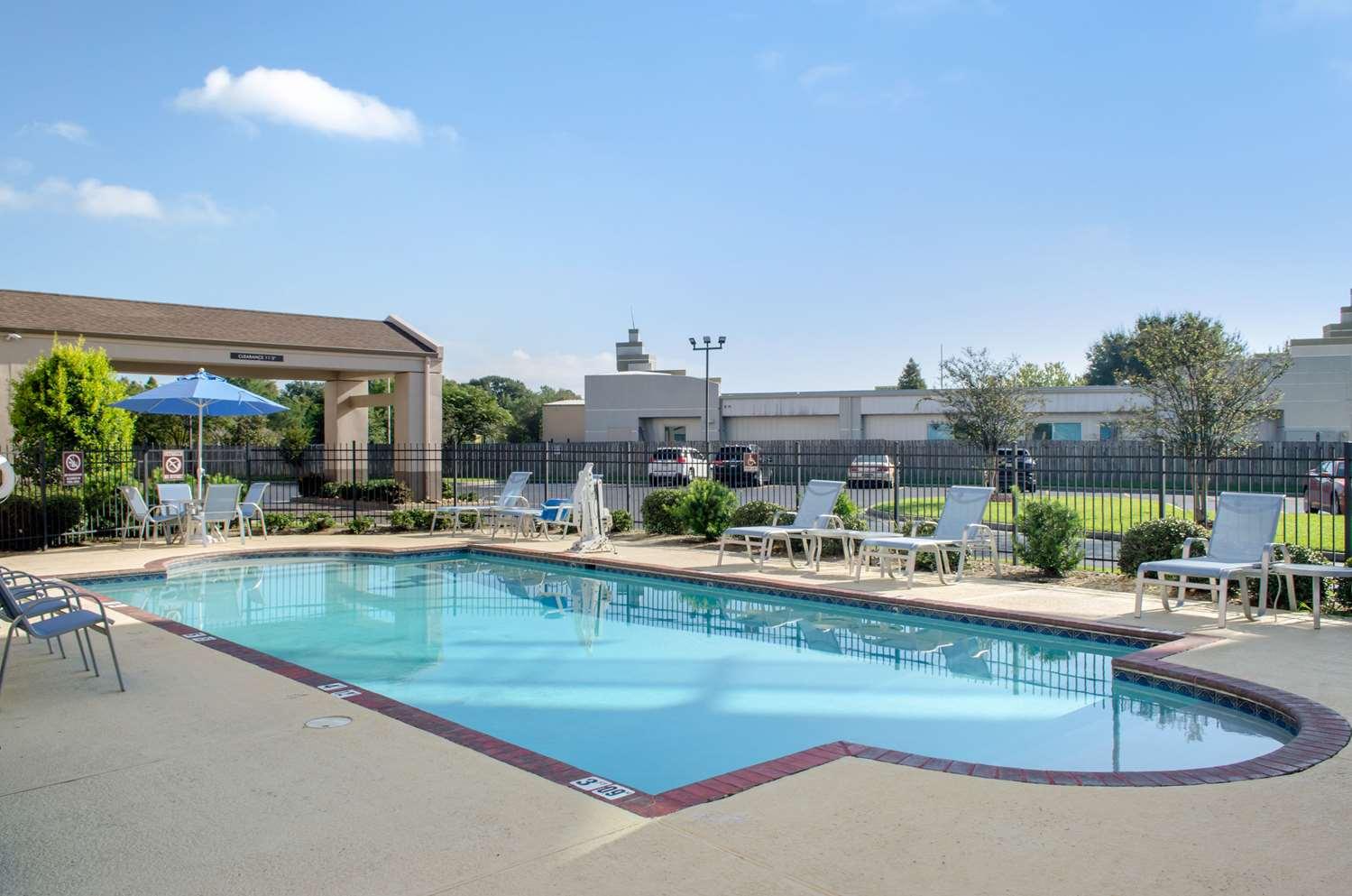 Pool - Sleep Inn South Baton Rouge