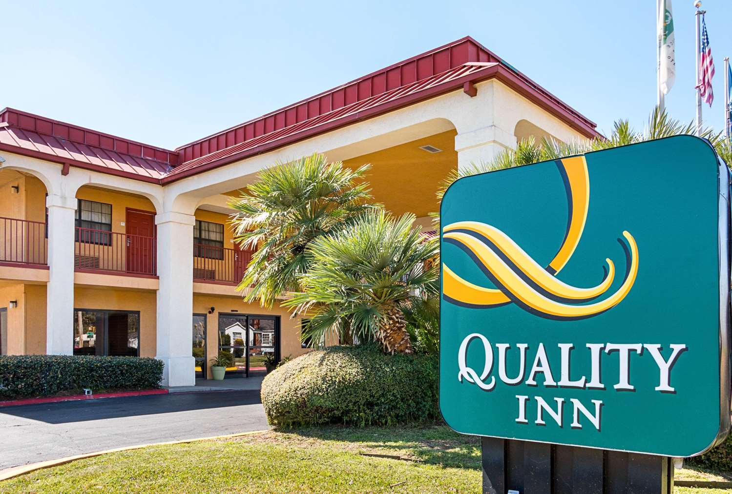 Exterior view - Quality Inn Bossier City