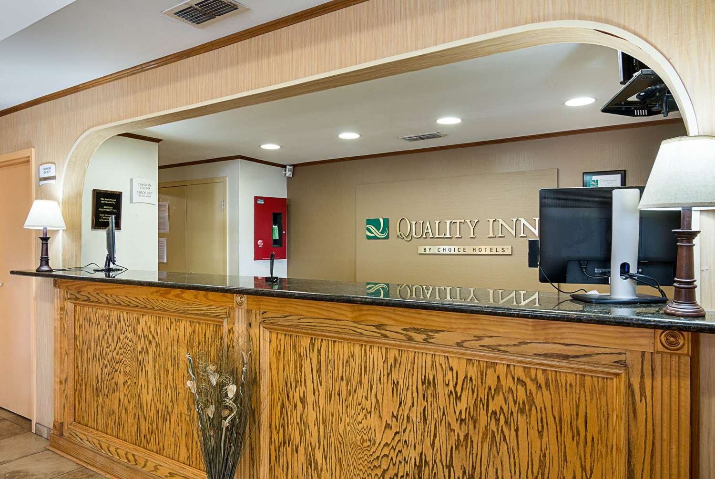 Lobby - Quality Inn Bossier City