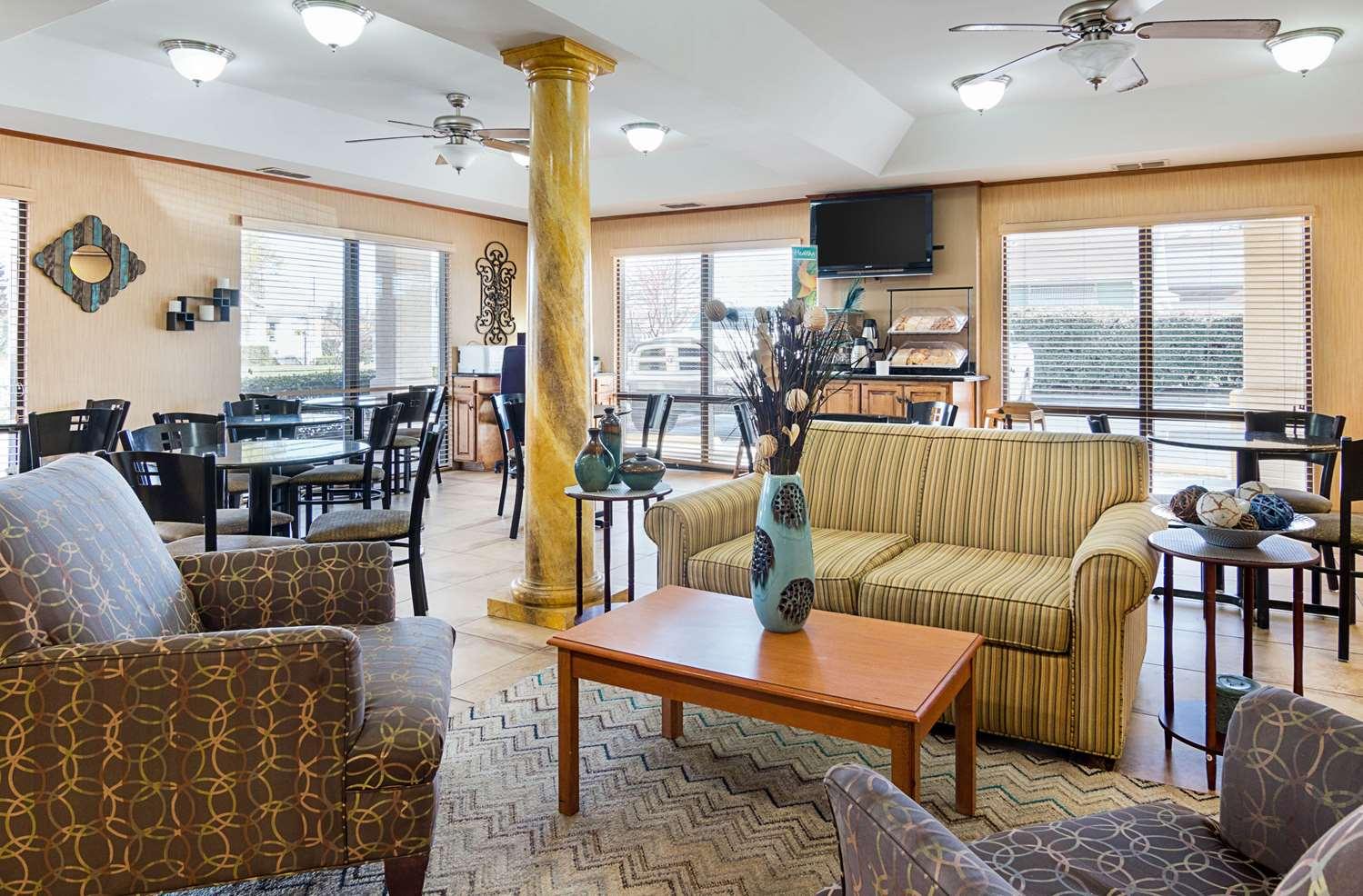 Restaurant - Quality Inn Bossier City