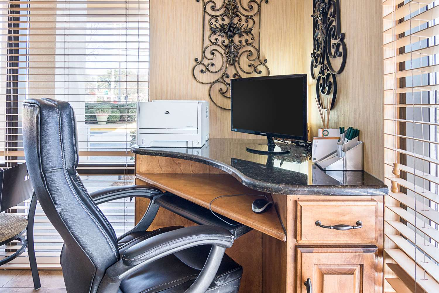 Conference Area - Quality Inn Bossier City