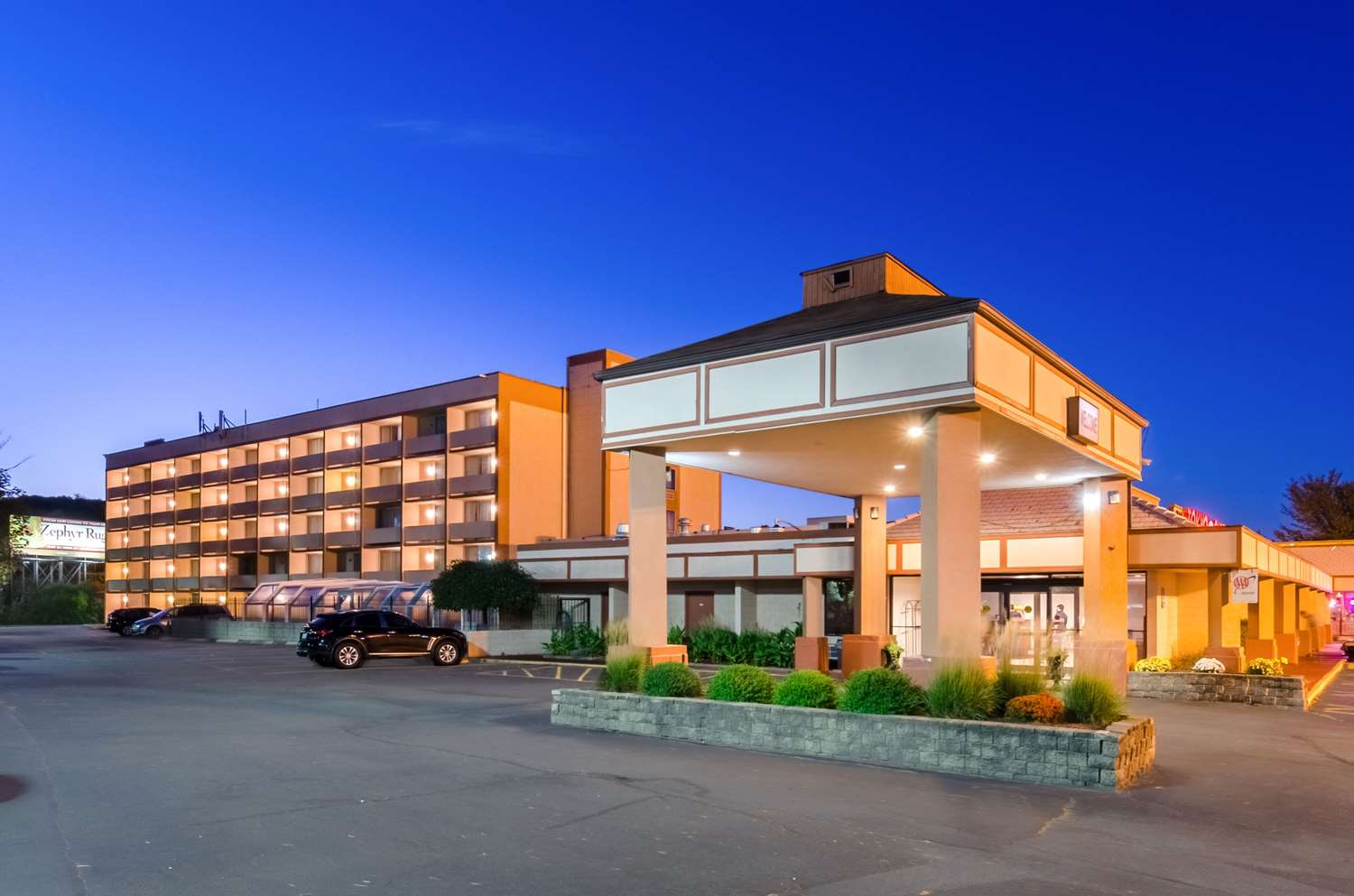 Exterior view - Quality Inn West Springfield