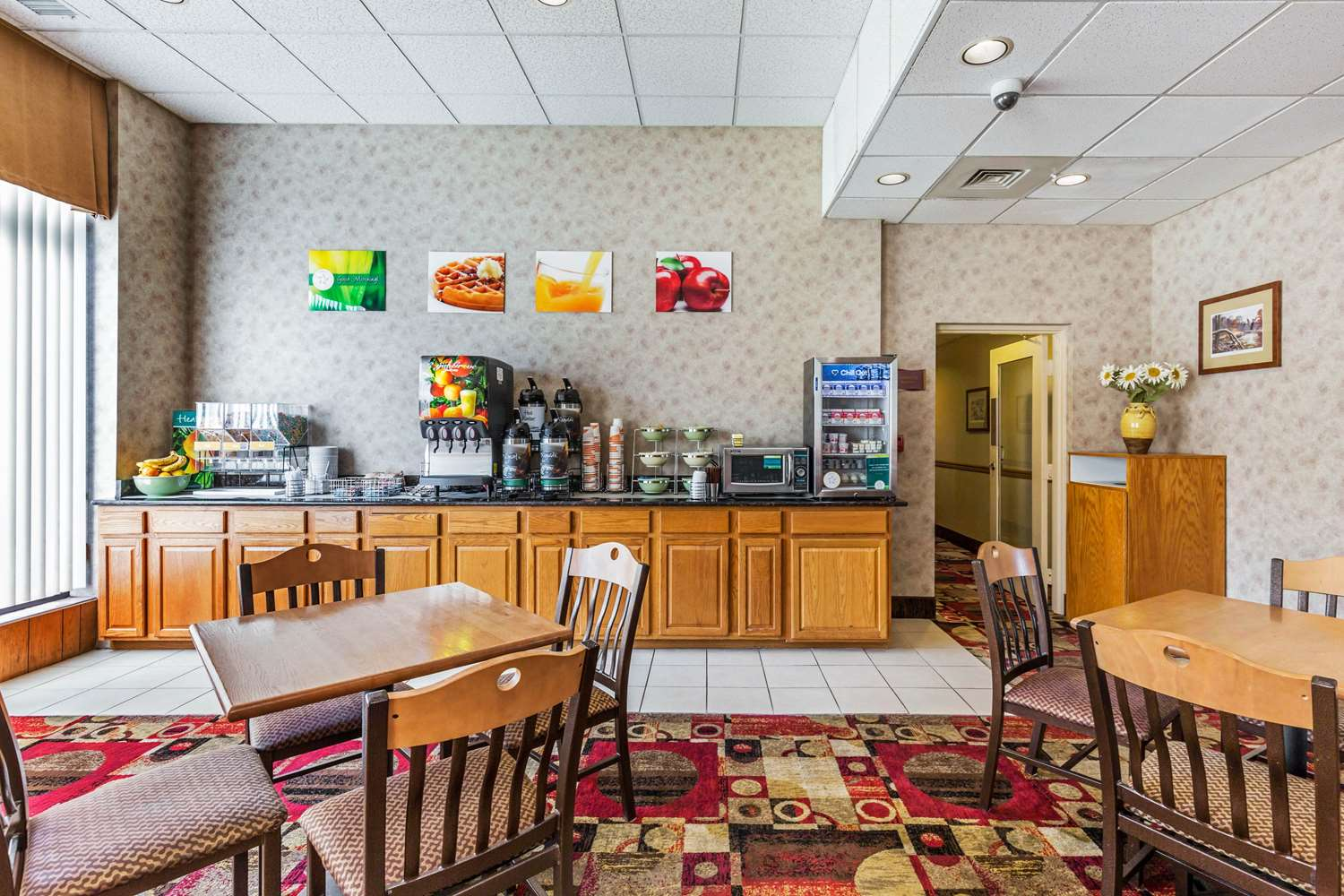 Restaurant - Quality Inn Easton