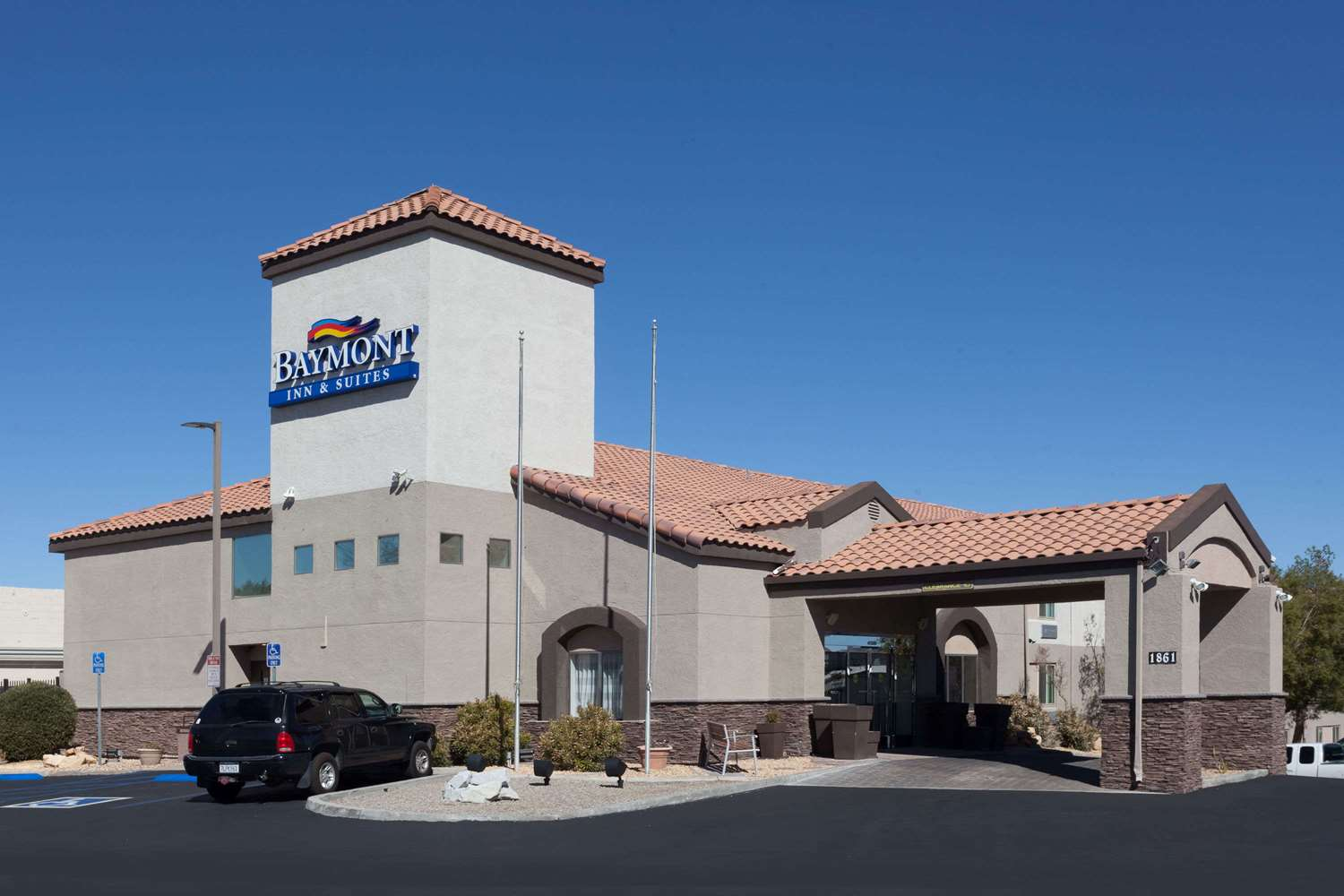 Exterior view - Baymont Inn & Suites Historic Route 66 Barstow