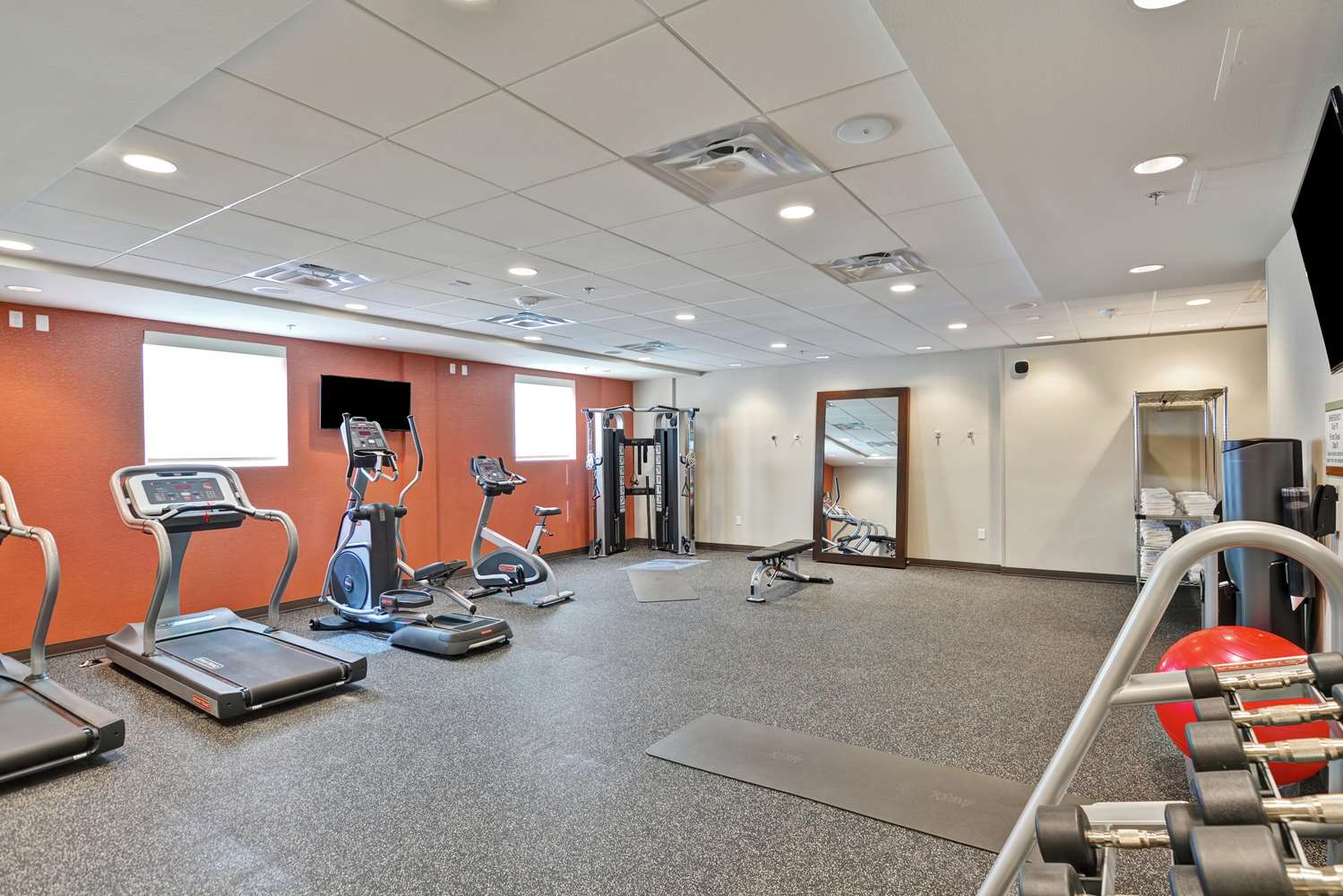 Fitness/ Exercise Room - Home2 Suites by Hilton Las Vegas Strip South