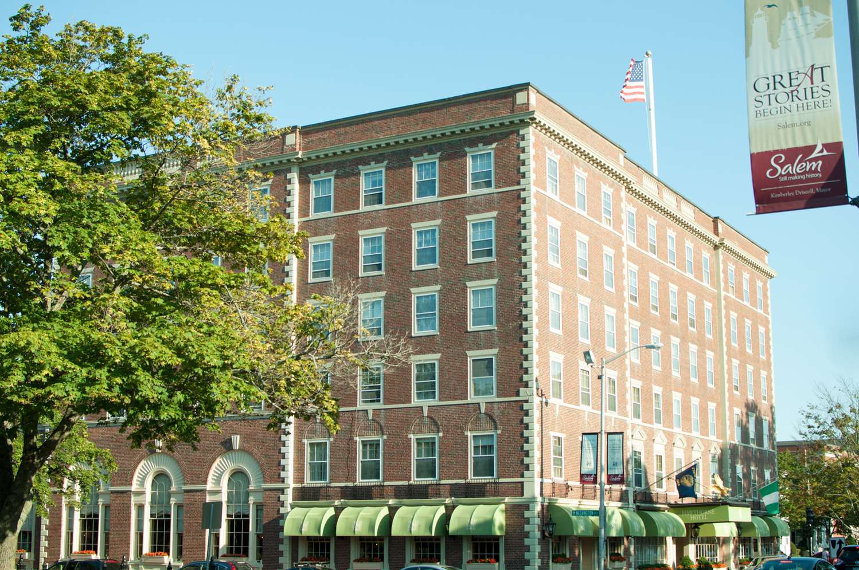 Exterior view - Hawthorne Hotel Salem
