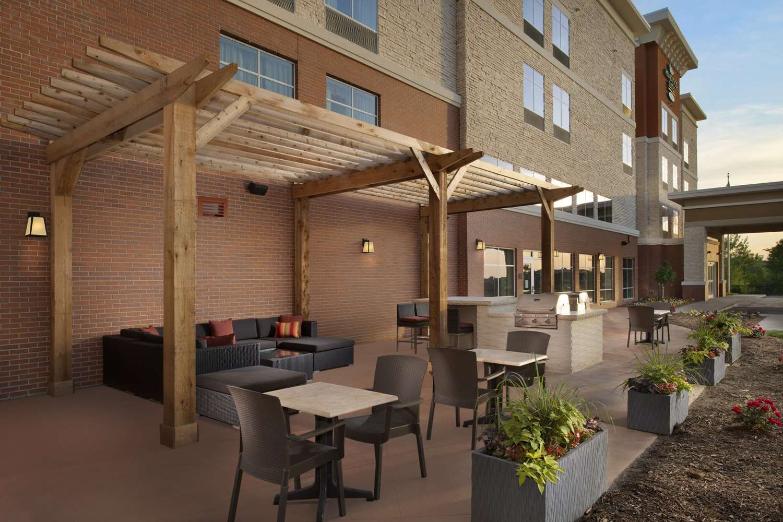 Exterior view - Homewood Suites by Hilton Kansas City Speedway