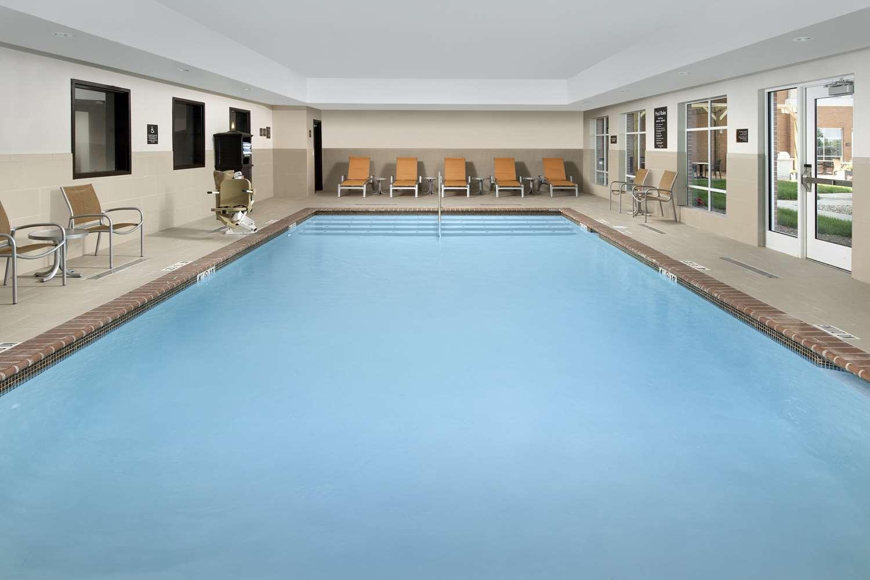 Pool - Homewood Suites by Hilton Kansas City Speedway