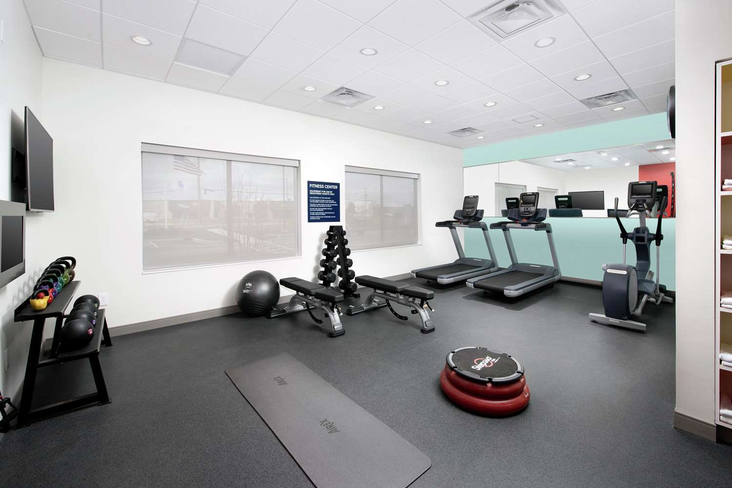 Fitness/ Exercise Room - Tru by Hilton Hotel Jeffersontown