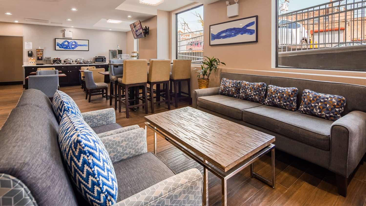 Lobby - Best Western Far Rockaway Inn
