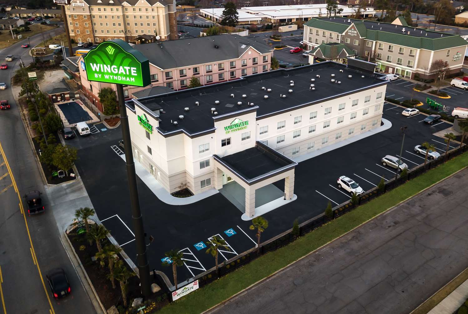 Exterior view - Wingate by Wyndham Hotel Washington Road Augusta