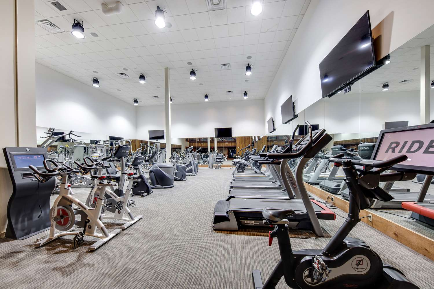 Fitness/ Exercise Room - Heritage Hotel Southbury