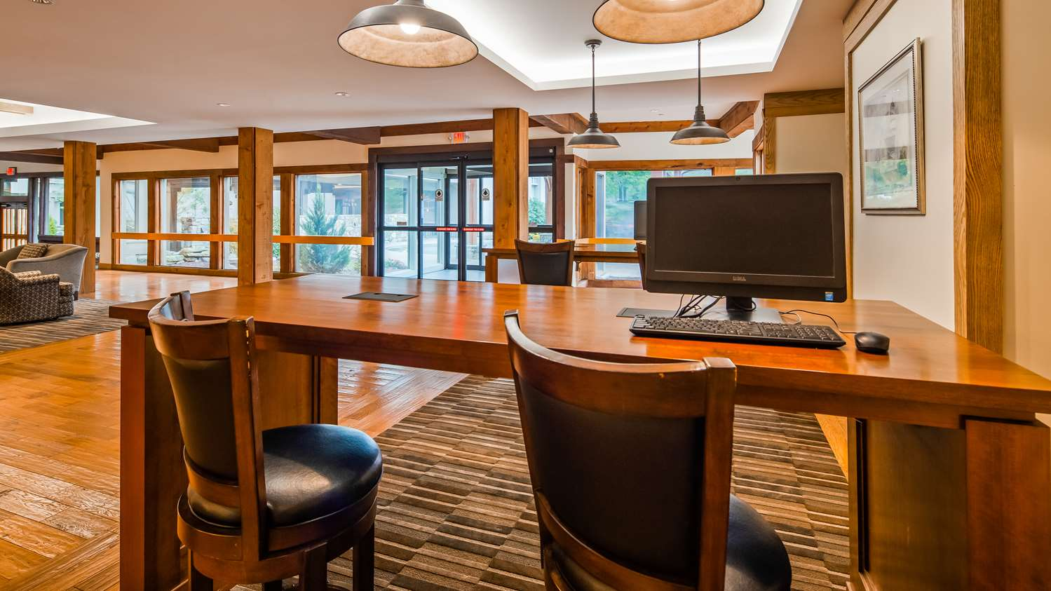 Conference Area - Heritage Hotel Southbury