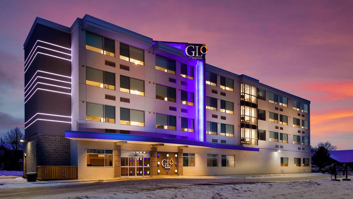 Exterior view - GLo Best Western Kanata Hotel
