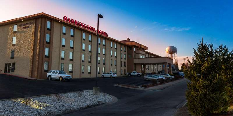 Exterior view - Barrington Hotel & Suites Branson