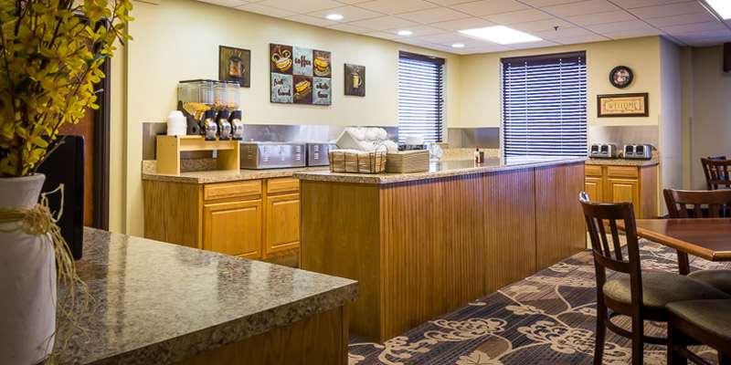 Restaurant - Barrington Hotel & Suites Branson