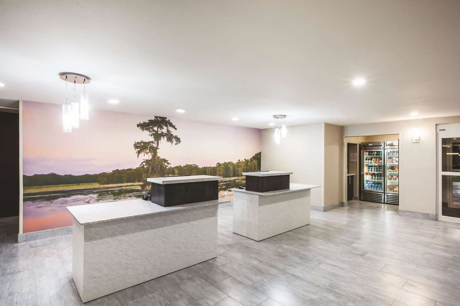Lobby - La Quinta Inn & Suites Walker