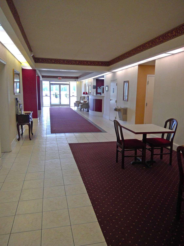 Lobby - Americas Best Value Inn Kinston
