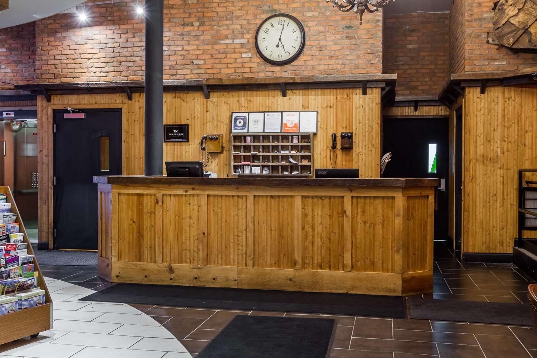 Lobby - Lofts on Pearl Hotel Buffalo