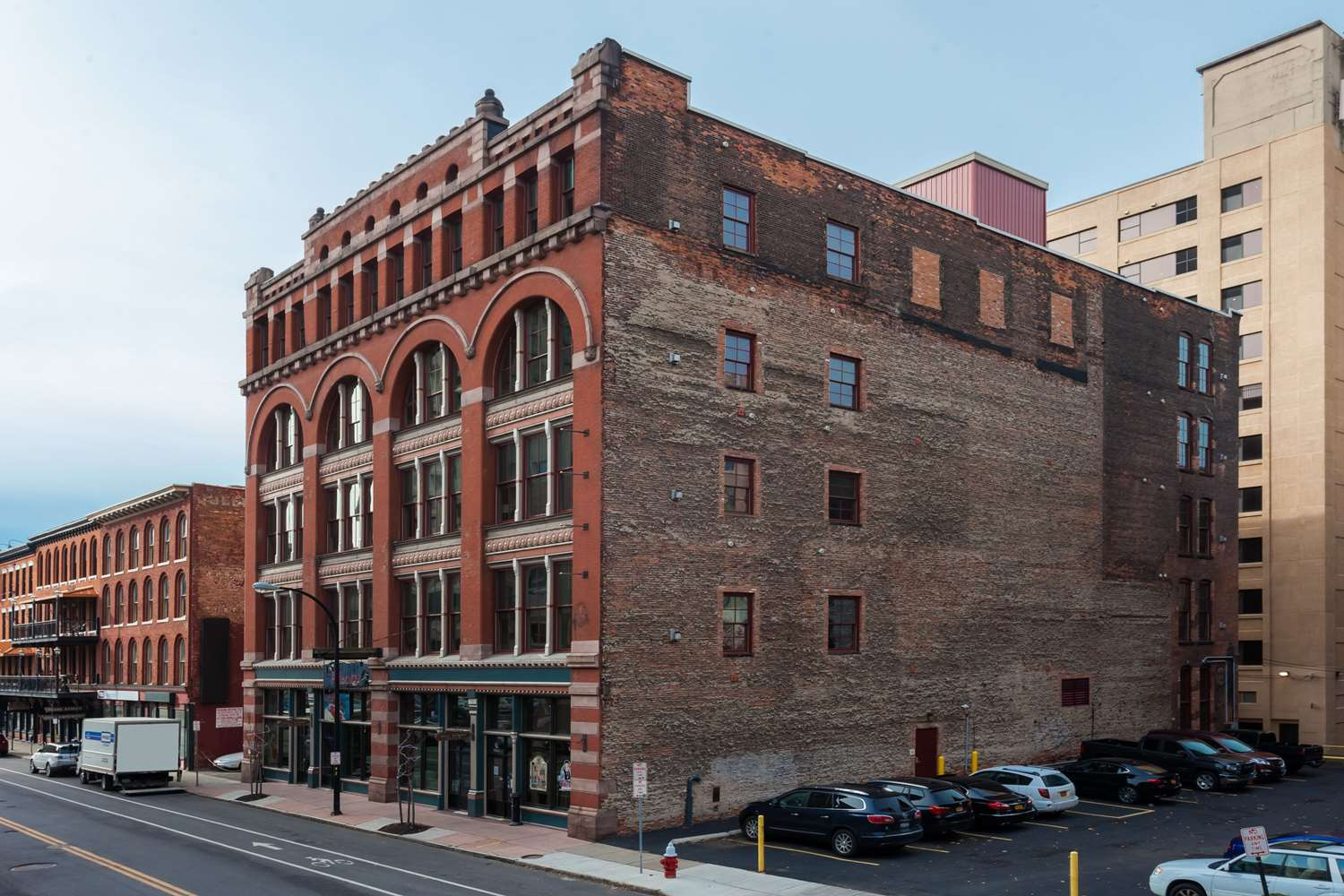 Exterior view - Lofts on Pearl Hotel Buffalo