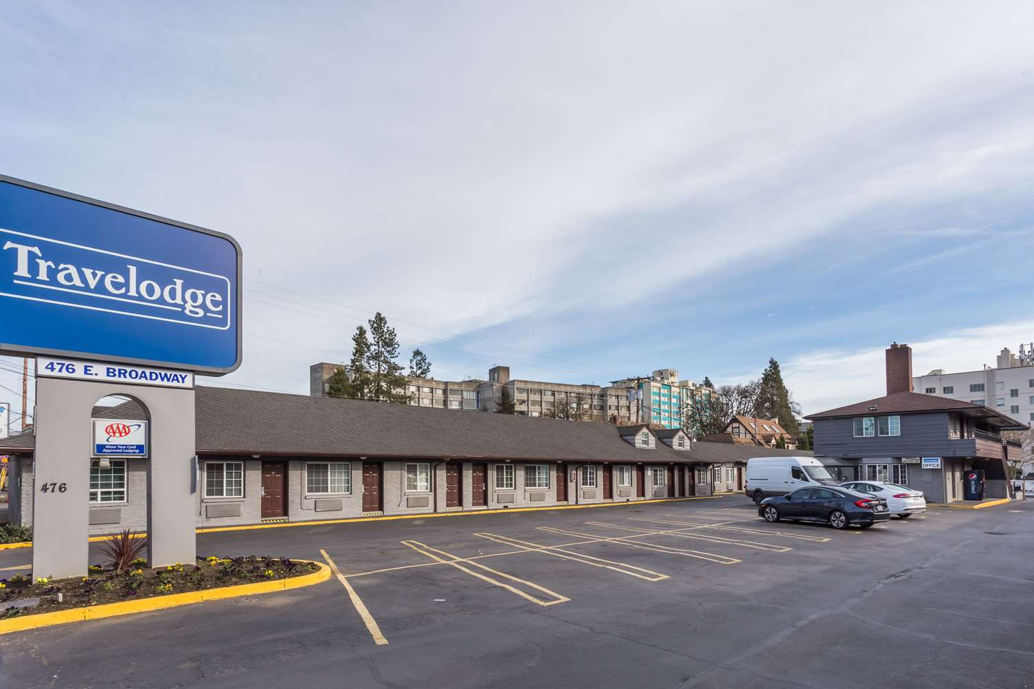 Exterior view - Travelodge Downtown Eugene