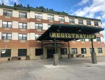 Exterior View Travelodge Inn Suites Deadwood