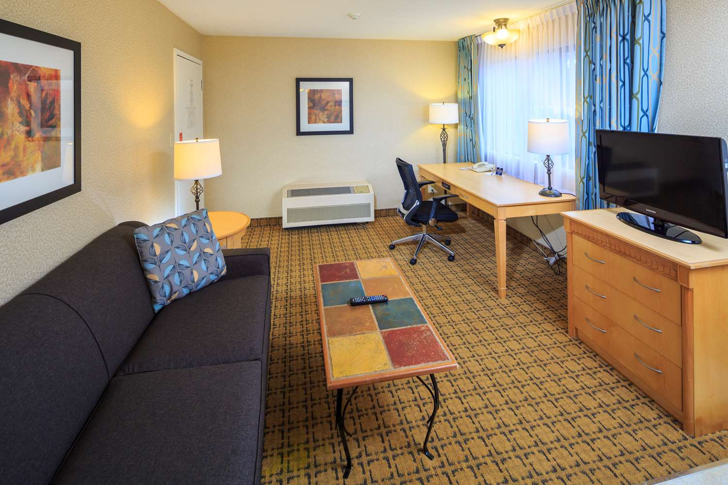 Suite - Accent Inn Vancouver Airport Richmond
