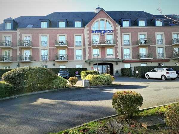 فندق TULIP INN HONFLEUR RESIDENCE