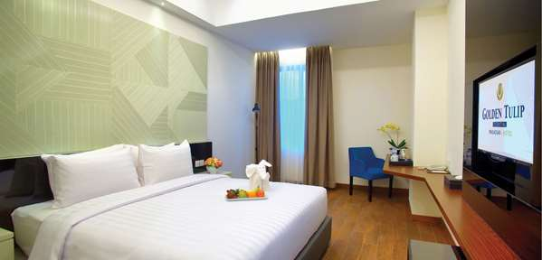 3 star hotel GOLDEN TULIP ESSENTIAL MAKASSAR