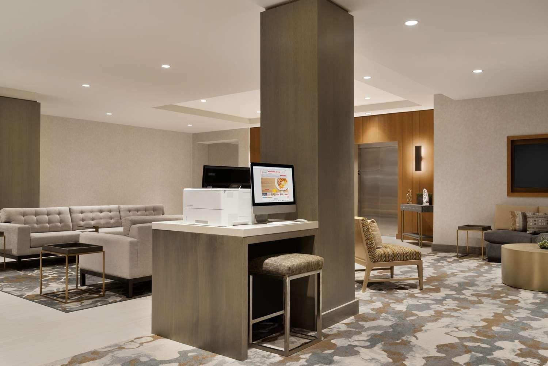 Conference Area - Hilton Garden Inn Newtown Square
