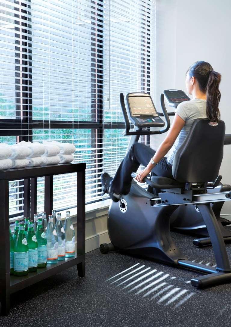 Fitness/ Exercise Room - Oswego Hotel Victoria
