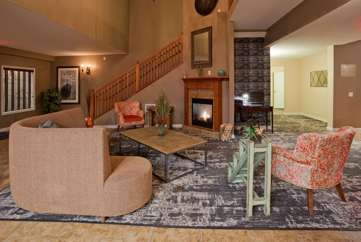 Lobby - Grandstay Residential Suites Rapid City
