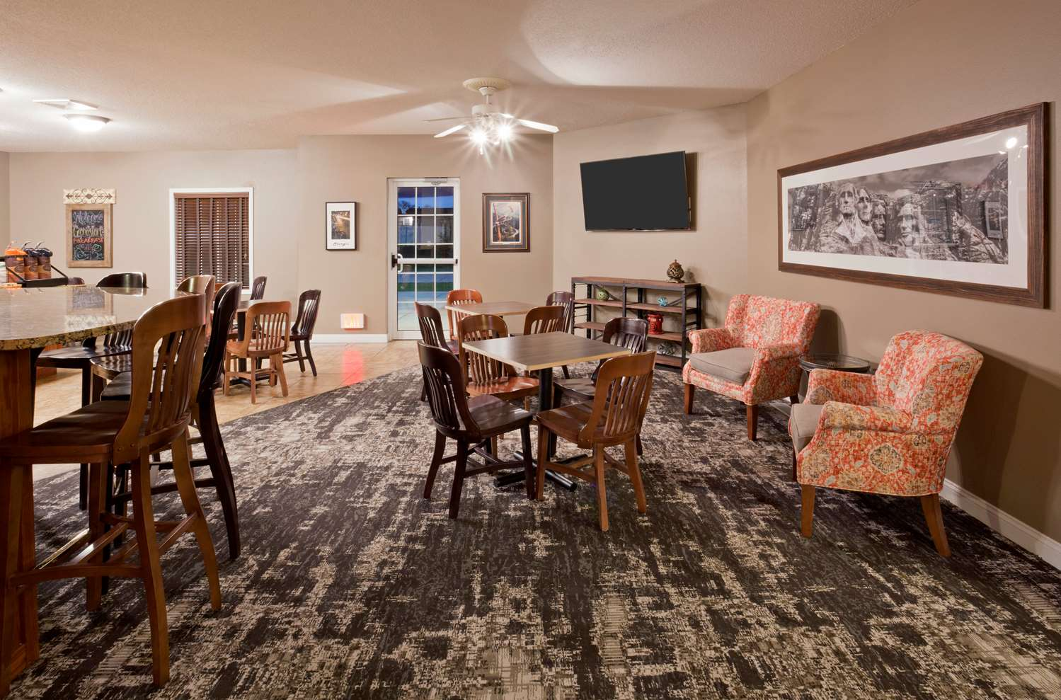 Restaurant - Grandstay Residential Suites Rapid City