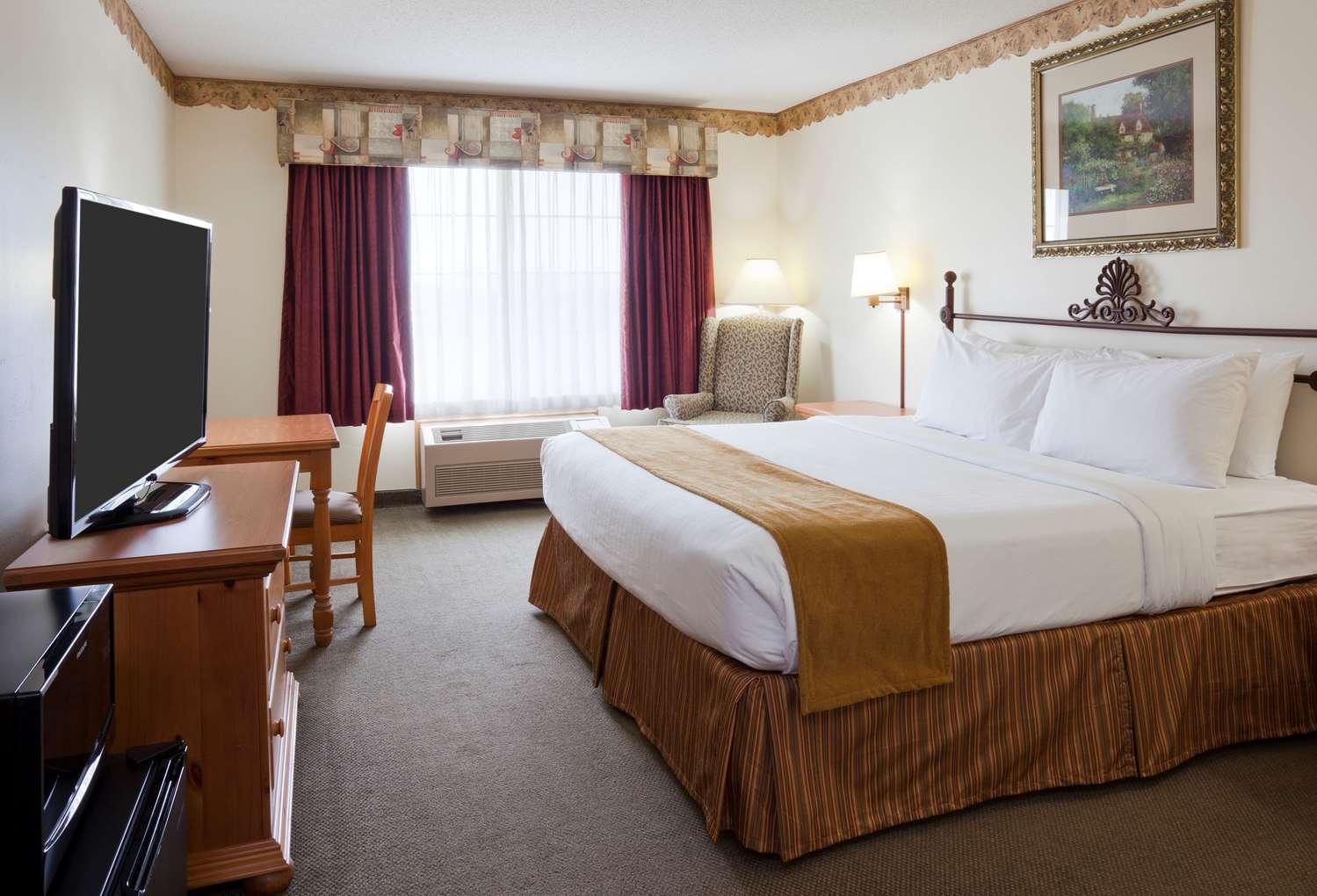Room - Grandstay Hotel & Suites Montevideo