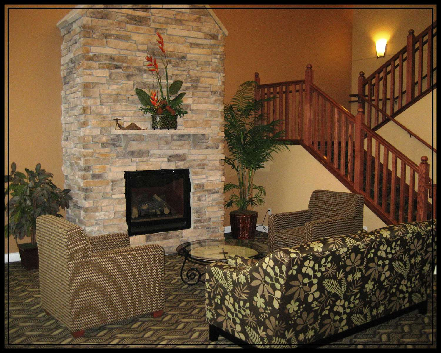 Lobby - Grandstay Hotel & Suites Pipestone