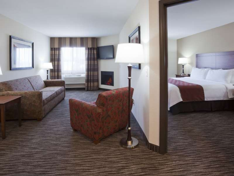 Suite - GrandStay Hotel & Suites Parkers Prairie