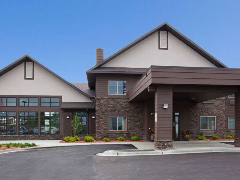 Exterior view - GrandStay Hotel & Suites Luverne