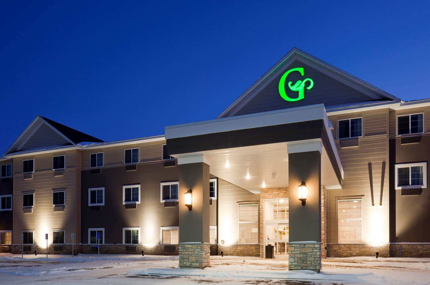Exterior view - GrandStay Hotel & Suites Cannon Falls
