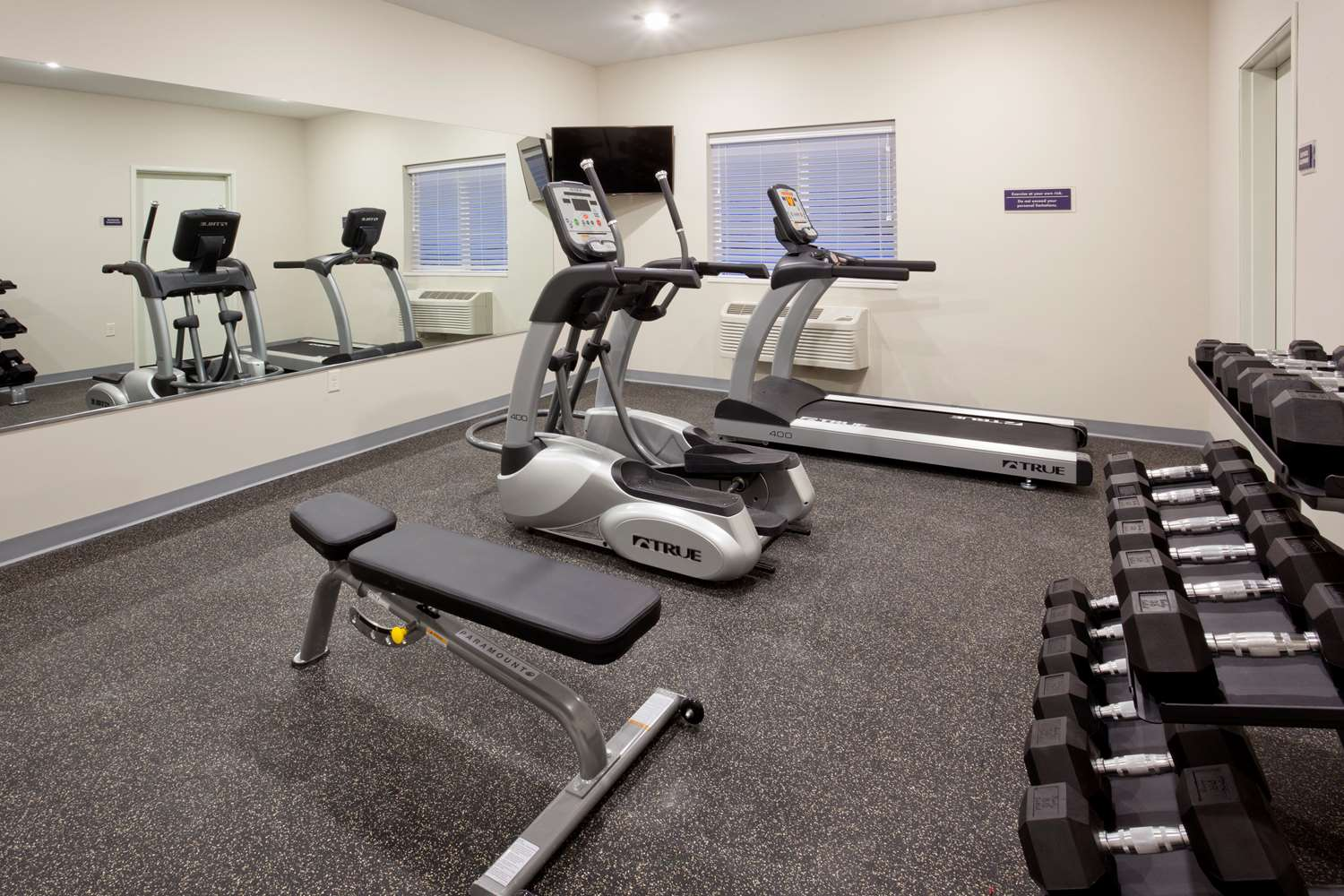 Fitness/ Exercise Room - GrandStay Hotel & Suites Cannon Falls