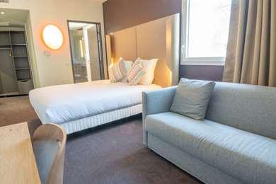 Hotel Campanile Montpellier Centre Gare Saint Roch