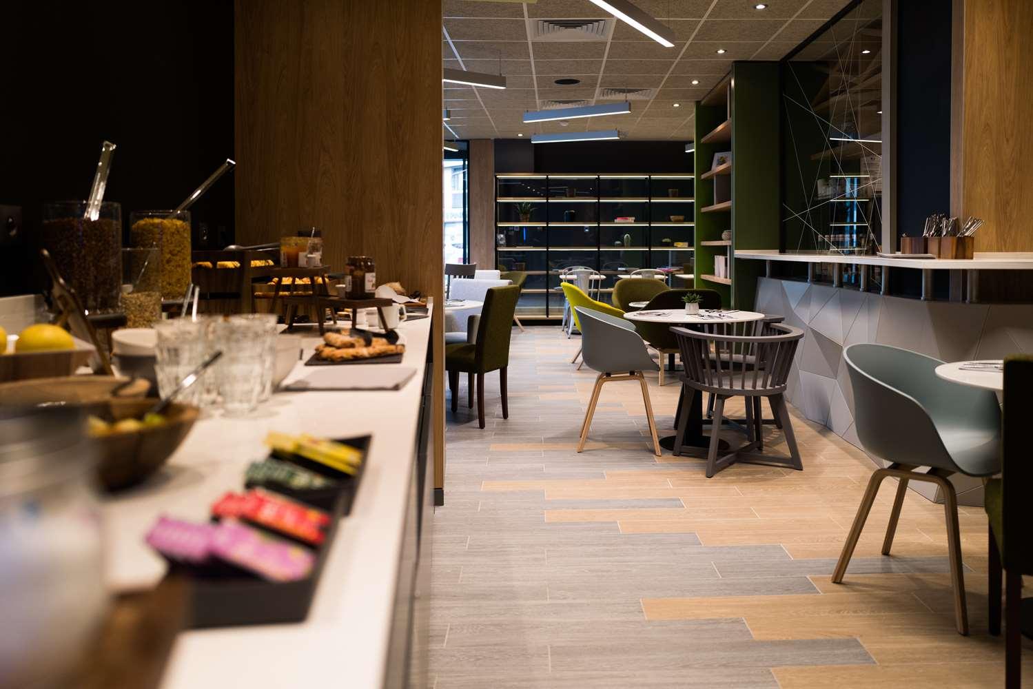 Restaurant - Hotel Campanile Montpellier Centre St Roch