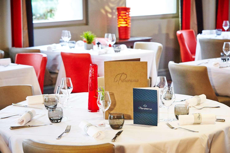 Restaurant - Hotel Kyriad Prestige Beaune - Le Panorama