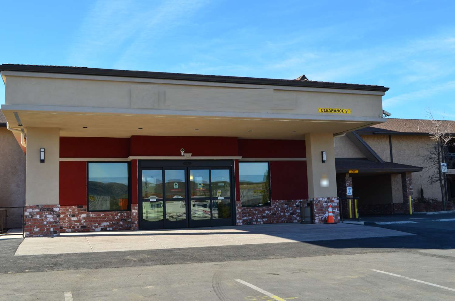 Exterior View Surestay Hotel By Best Western Tehachapi