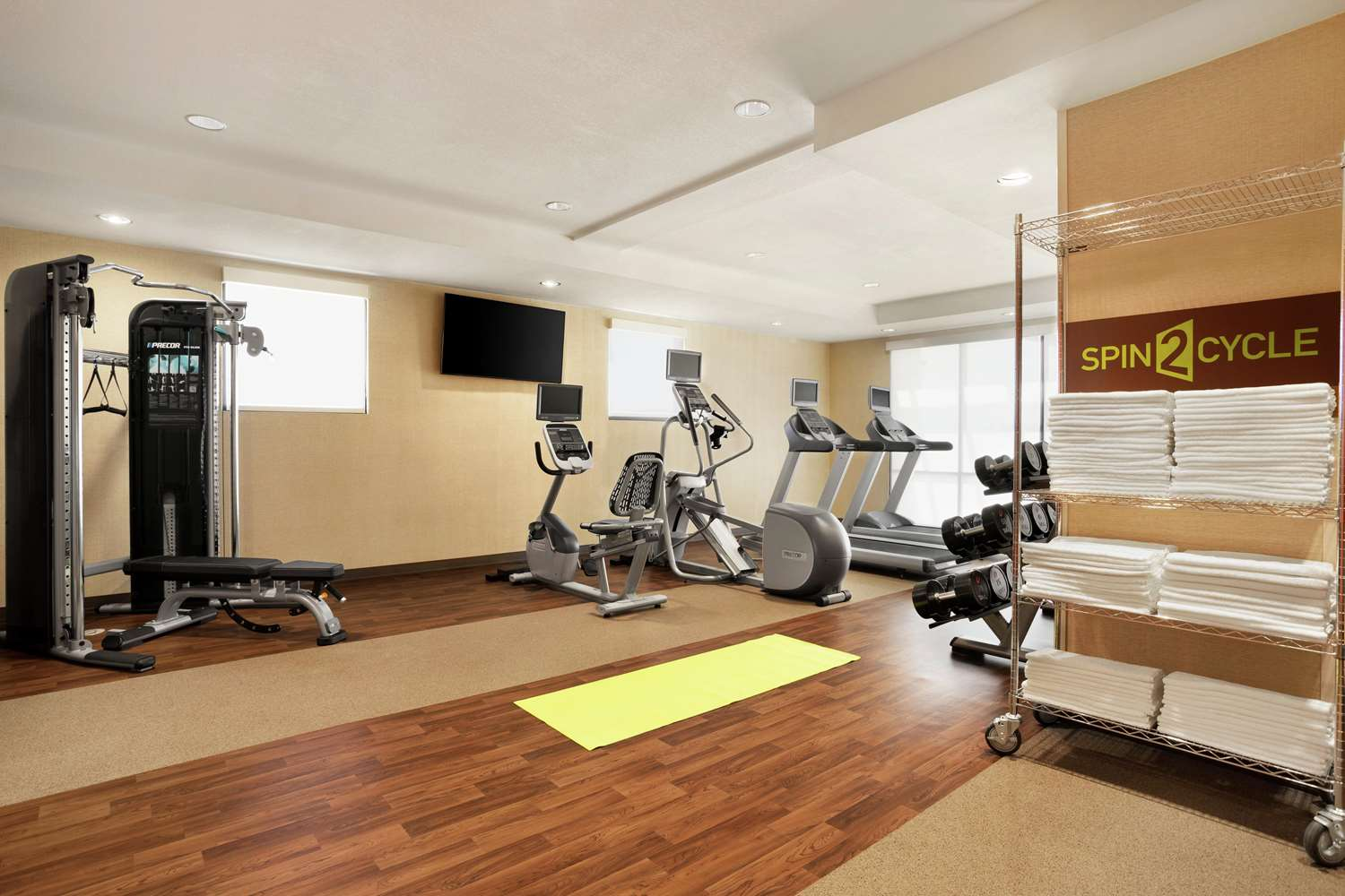 Fitness/ Exercise Room - Home2 Suites by Hilton Elko