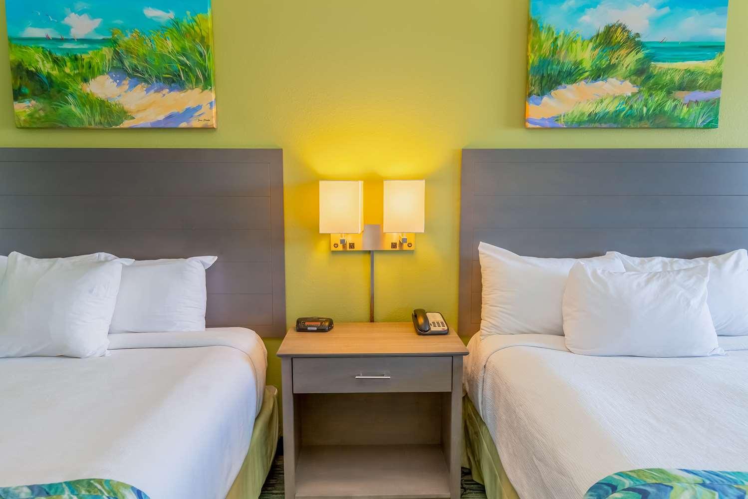 Room - Best Western Beachside Resort Pensacola Beach