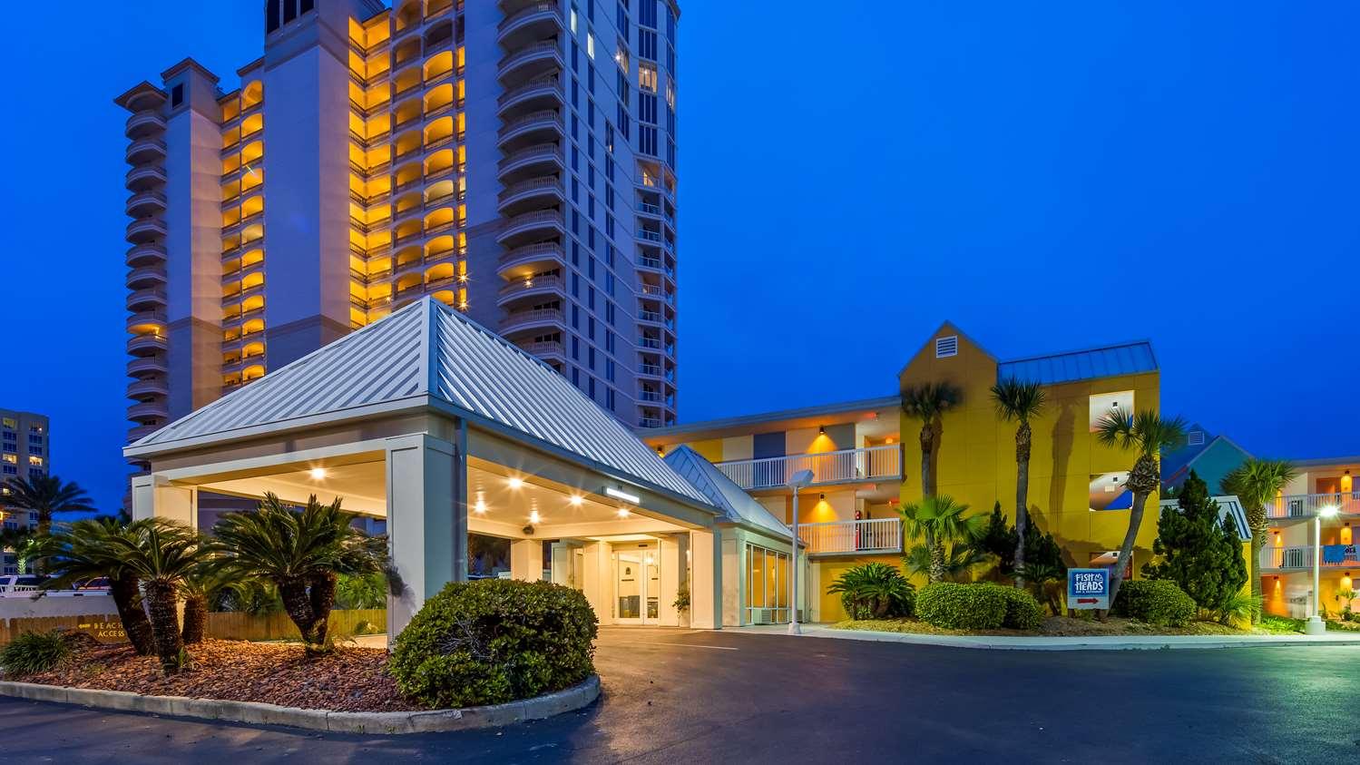 Exterior view - Best Western Beachside Resort Pensacola Beach