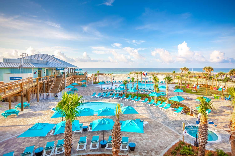 Pool - Best Western Beachside Resort Pensacola Beach