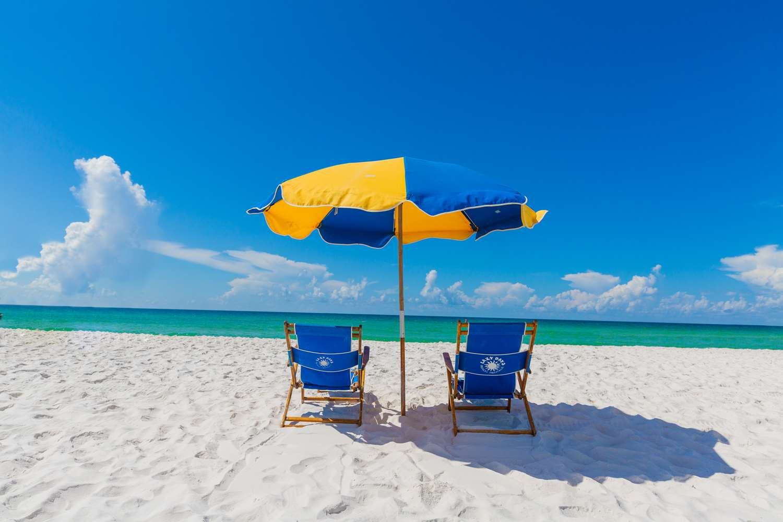 Beach - Best Western Beachside Resort Pensacola Beach